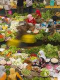 Food Market  Kota Bharu  North East Malaysia