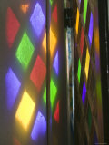 Stained Glass  Hotel Palais  Salam Palace  Taroudant  Morocco  North Africa