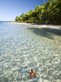 Panama  Bocas Del Toro Province  Colon Island Star Beach  Star Fish in Sea