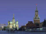 St Basil'S  Red Square  Moscow  Russia