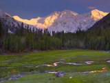 Nanga Parbat  from Fairy Meadows  Diamir District  Pakistan