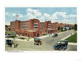 Bridgeport  Connecticut - Exterior View of the Remington Arms  UMC