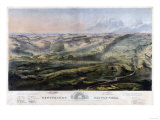 Battle of Gettysburg - Civil War Panoramic Map