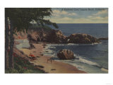 Laguna Beach  CA - Sheltered Cove on Coast