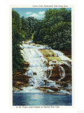 Ithaca  New York - Buttermilk Farms State Park Lower Falls View