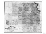 Kansas - Panoramic Map