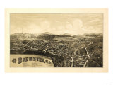 Brewster  New York - Panoramic Map
