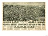 Freeport  New York - Panoramic Map
