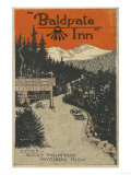Estes Park  Colorado - Baldpate Inn Promotional Poster No 1