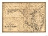 Maryland - Panoramic Map