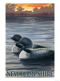 New Hampshire - Common Loon
