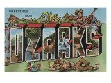 Missouri - The Ozarks