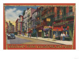 New York  NY - Greetings From Chinatown NYC