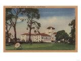 Hotel Del Monte and Archery Lawn - Monterey  CA