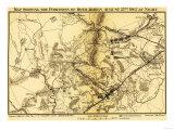 Second Battle of Bull Run - Civil War Panoramic Map