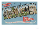 Bloomington  Indiana - Indiana University