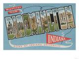 Bloomington  Indiana - Indiana University