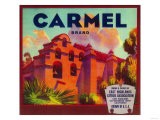 Carmel Orange Label - East Highlands  CA
