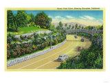 Buena Vista Drive  Entering Riverside - Riverside  CA