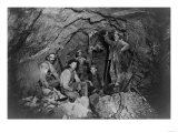 Chance Mine Lead Mining in Coeur d'Alene  ID Photograph - Coeur d'Alene  ID