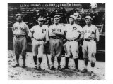 Boston Red Sox & Philadelphia Phillies Players  Baseball Photo - Philadelphia  PA
