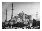Church of Hagia Sophia Photograph No2 - Istanbul  Turkey