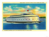 Kalakala Ferry  World&#39;s First Streamlined Vessel  Seattle - Seattle  WA