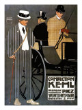 Switzerland - Confection Kehl Gentlemen Clothing Advertisement Poster