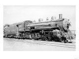 Locomotive Engine No1013 New Haven Photograph - New Haven  CT