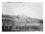Fenway Boston Red Sox Baseball Exterior View Photograph - Boston  MA