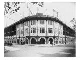 Forbes Field Stadium Pittsburgh Baseball Photograph - Pittsburgh  PA
