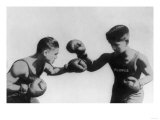 Fly Weight Boxing Champion Pancho Villa Photograph