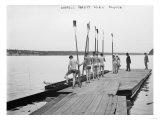 Cornell University Rowing Crew Team Photograph - Ithaca  NY