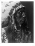 Jack Red Cloud Ogalala Indian Portrait Curtis Photograph