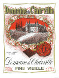 Domaine De Clairville Wine Label - Europe