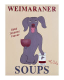 Weimaraner Soups