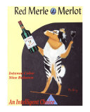 Red Merle Merlot