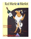 Red Merle Merlot
