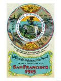 Panama Pacific International Expo Advertisement - San Francisco  CA