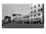 Street Scene  View of JC Penney's - Yakima  WA