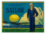 Sailor Lemon Label - Tustin  CA
