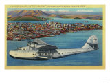 "Pan American Airways ""China Clipper"" from Orient - San Francisco  CA"