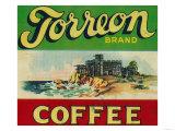 Torreon Coffee Label