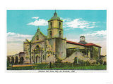 Mission San Luis  Rey de Francia - Oceanside  CA