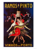 Ramos Pinto Vintage Poster - Europe