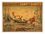 The fall and rise of Humpty Dumpty Theatre Poster