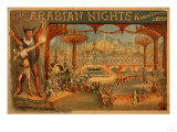 The Arabian Nights - Aladdin&#39;s Wonderful Lamp Poster