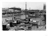 San Francisco  CA Fisherman's Wharf Scene Photograph - San Francisco  CA