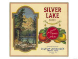 Silver Lake Orange Label - Lemon Cove  CA