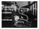 Phonograph Inventor Emile Berliner Photograph